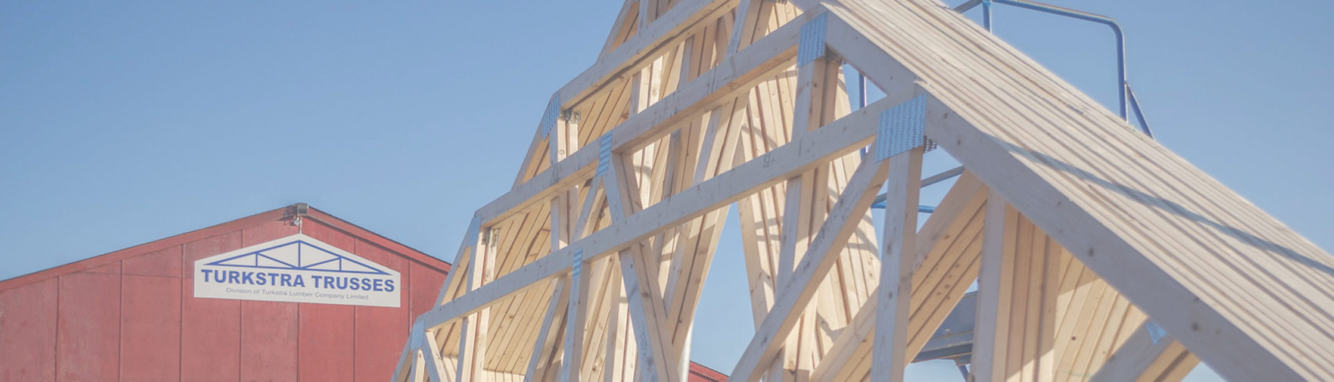 Turkstra Dundas - Custom residential, agricultural, commercial, industrial trusses manufactured by Turkstra. Ask us for an estimate or quote.