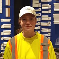 Turkstra Lumber Niagara Falls, customer service, yard staff, estimators.